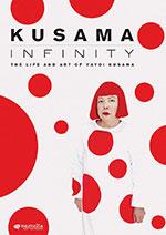 Kusama: Infinity Blu-Ray Cover