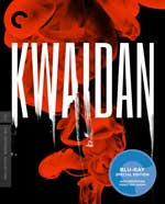 Kwaidan Criterion Collection Blu-Ray Cover