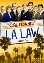LA Law: Season One DVD Cover