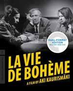 La vie de boheme Criterion Collection Blu-Ray Cover
