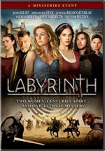 DVD Cover for Labyrinth