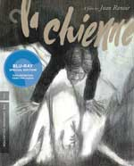 La Chienne Criterion Collection Blu-Ray Cover
