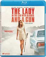 The Lady in the Car with Glasses and a Gun Blu-Ray Cover