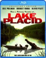 Lake Placid Blu-Ray Cover