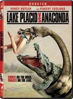 DVD Cover for Lake Placid vs. Anaconda