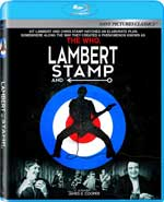Lambert & Stamp Blu-Ray Cover