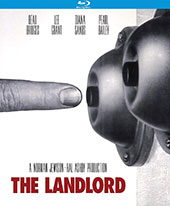 The Landlord Blu-Ray Cover
