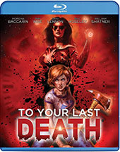 To Your Last Death Blu-Ray Cover