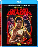 The Last Dragon Blu-Ray Cover