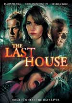 DVD Cover for Last House