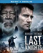 Last Knights Blu-Ray Cover