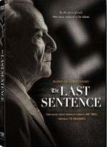 DVD Cover for The Last Sentence