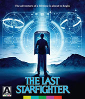 The Last Starfighter Blu-Ray Cover