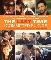 The Last Time I Committed Suicide Blu-Ray Cover