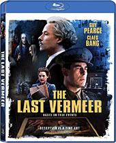 The Last Vermeer Blu-Ray Cover