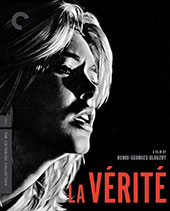 La v�rit� Criterion Collection Blu-Ray Cover