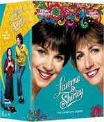 The Laverne & Shirley Complete Collection Box Set