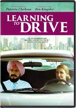 DVD Cover for Learning to Drive