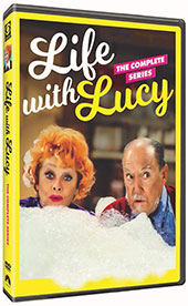 Life With Lucy: The Complete Series DVD Blu-Ray Cover