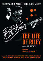 DVD Cover for B.B. King: The Life of Riley