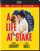 A Life at Stake Blu-Ray Cover
