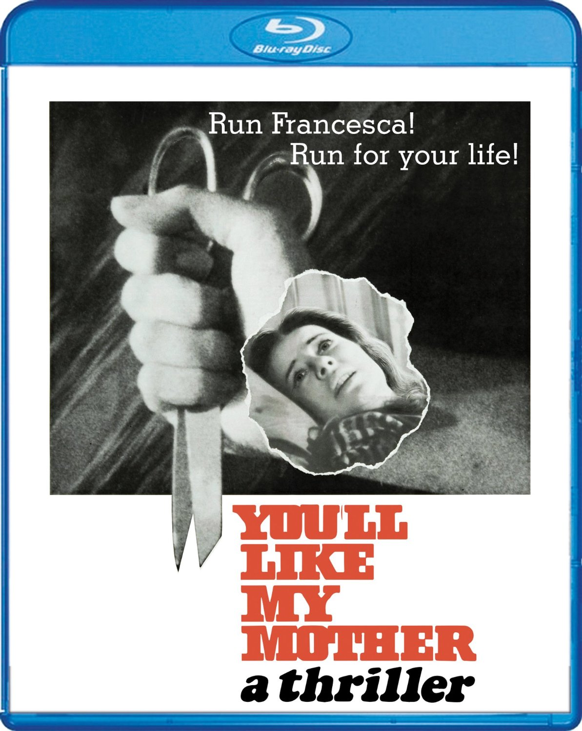 You'll Like My Mother Blu-Ray Cover