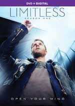 DVD Cover for Limitless: Season One