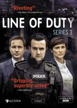 DVD Cover for Line of Duty, Series 3