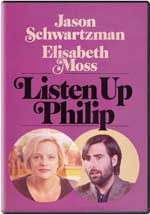 DVD Cover for Listen Up Philip
