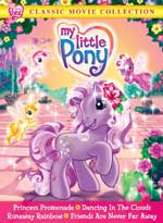 My Little Pony: Classic Movie Collection DVD Cover