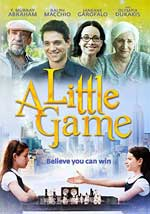 DVD Cover for A Little Game