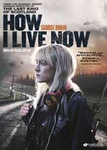 How I Live Now DVD Cover