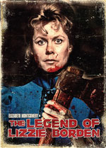 DVD Cover for The Legend of Lizzie Borden