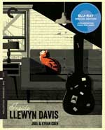 The Criterion Collection Blu-Ray Cover for Inside Llewyn Davis