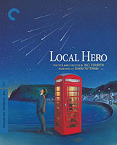 Local Hero Criterion Collection Blu-Ray Cover