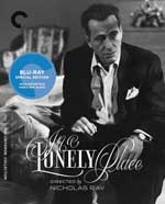 The Criterion Collection Blu-Ray Cover for In a Lonely Place