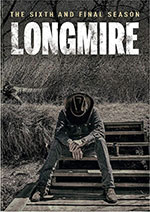 Longmire the Sixth and Final Season DVD Cover
