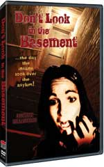 DVD Cover for Don't Look in the Basement