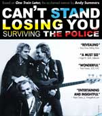 Can't Stop Losing You: Surviving the Police Blu-Ray Cover