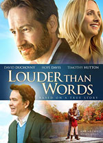 DVD Cover for Louder Than Words