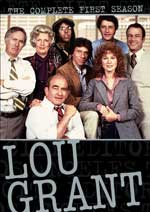 DVD Cover for Lou Grant Season One
