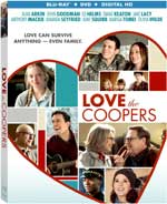 Love the Coopers Blu-Ray Cover