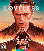 The Loveless Blu-Ray Cover