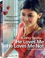 DVD Cover for He Loves Me... He Loves Me Not
