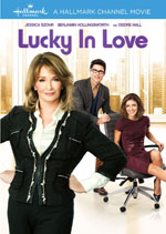 DVD Cover for Lucky in Love