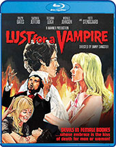 Lust for a Vampire Blu-Ray Cover