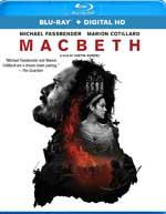 MacBeth Blu-Ray Cover