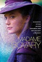 DVD Cover for Madame Bovary