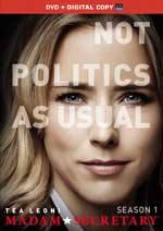 DVD Cover for Madam Secretary: Season 1