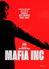 Mafia Inc. DVD Cover